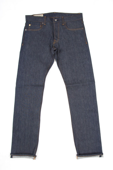 Slim Tapered - Stretch Selvedge