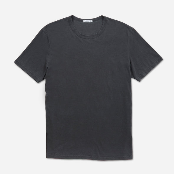 "Super Soft ""Supima"" Cotton Tee - Carbon"