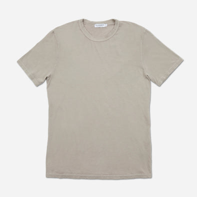 "Super Soft ""Supima"" Cotton Tee - Sand"