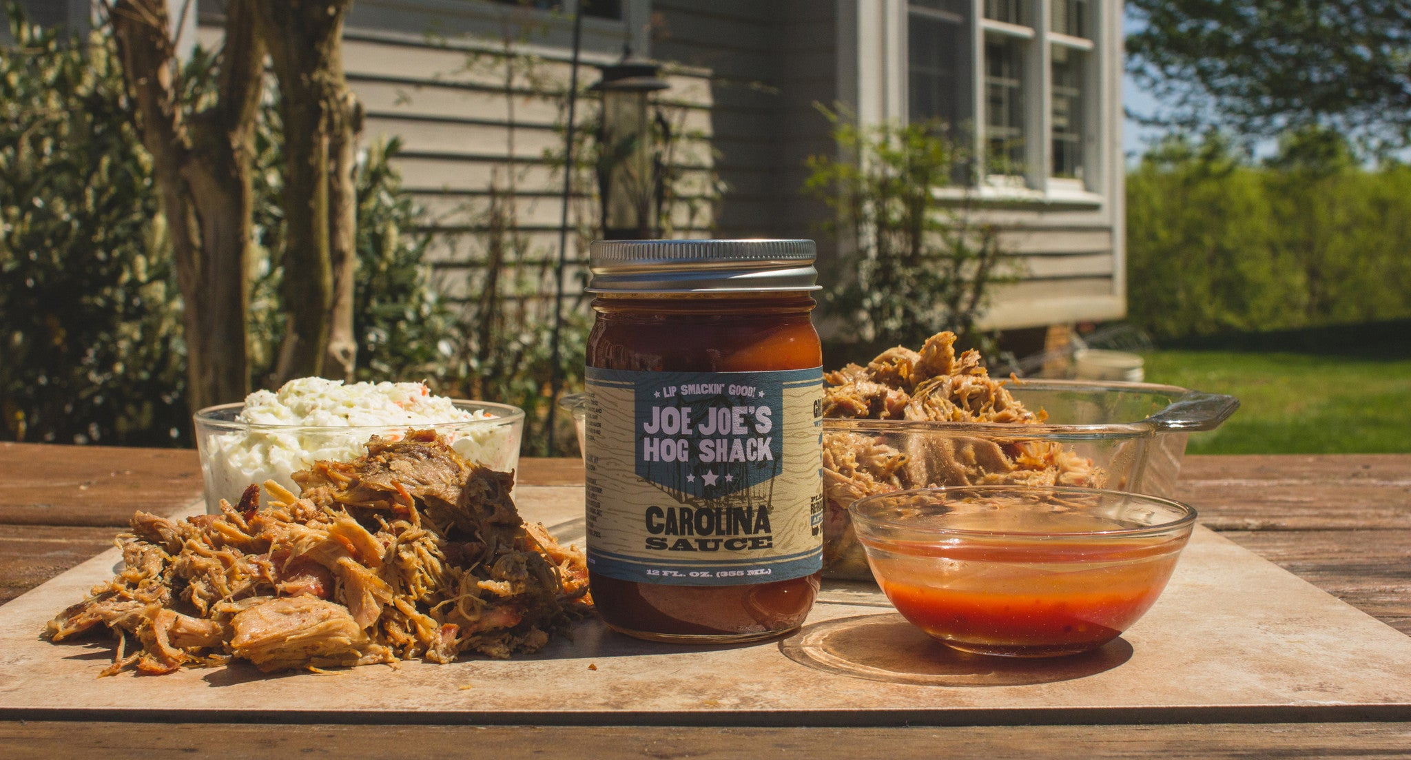 Carolina-Style Barbecue Sauce