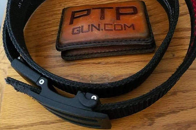 Ryan Gass of PTGun review a Nexbelt EDC Belt.