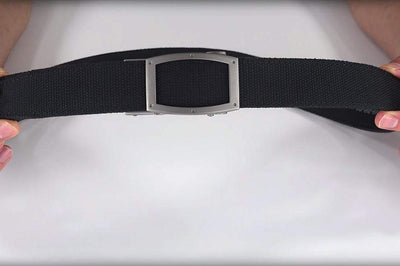 Nexbelt Newport - Casual Canvas Belt