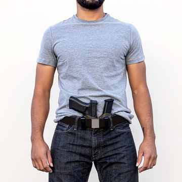how to appendix carry