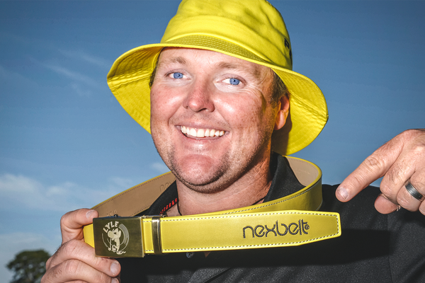 Jarrod Lyle Ratchet Belt