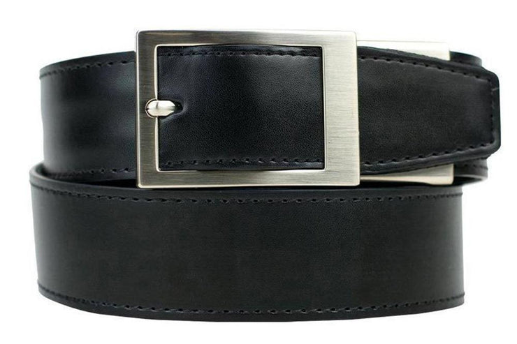 "Nexbelt Belt Black / Fits up to 67"" waist Defender Black II PreciseFit™ Ratchet Gun Belt XL"
