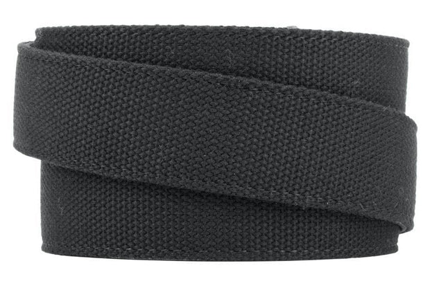"Nexbelt Belt Black / Fits up to 45"" waist GM Camaro Black Canvas Ratchet Belts"