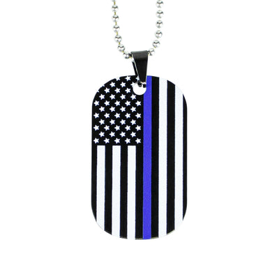 Nexbelt Accessories USA Color Series USA Dog Tag