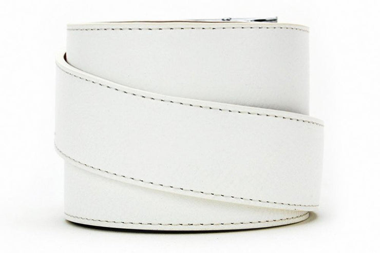 "Nexbelt Belt White / Fits up to 42"" waist Gem White Gem Series Golf Belts"