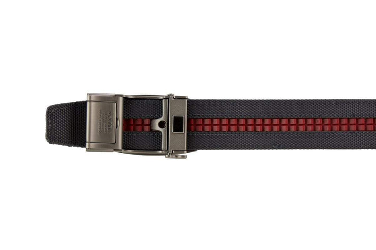 "Nexbelt Casual Belt Grey / Fits up to 50"" Newport Grey V.4"