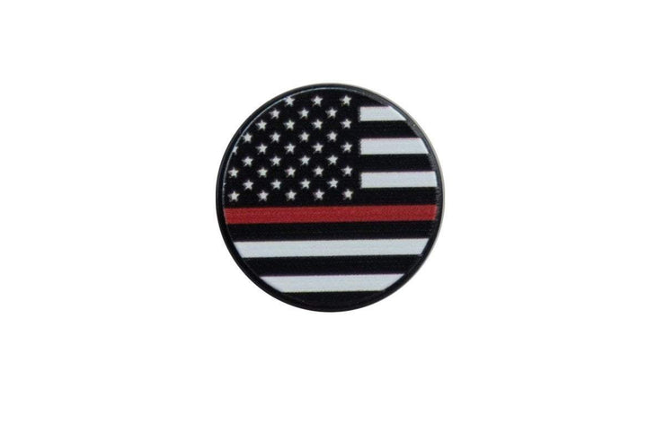 Nexbelt Accessories White / Red Thin Red Line Ball Marker