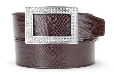 "Nexbelt Belt Brown / Fits up to 40"" waist Rachel Brown Women Belt"