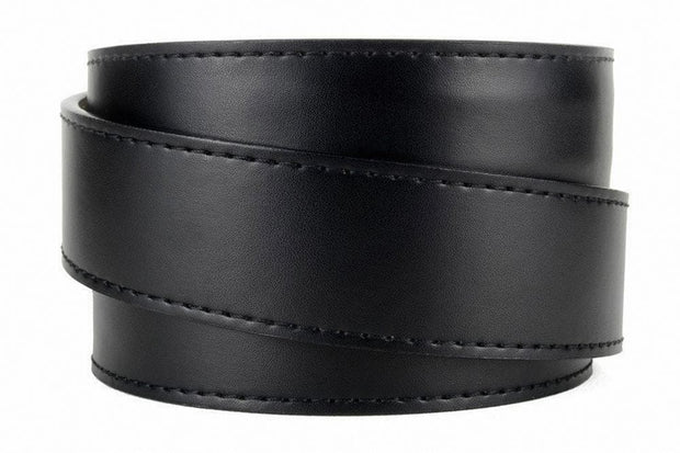 USA Heritage Aston Black Dress Belt