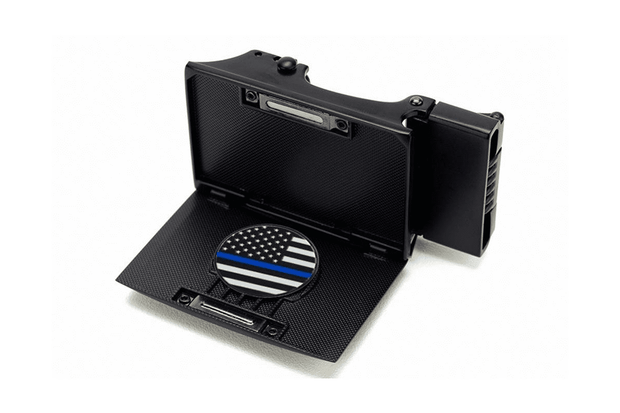 Nexbelt Accessories White / Blue Thin Blue Line Ball Marker