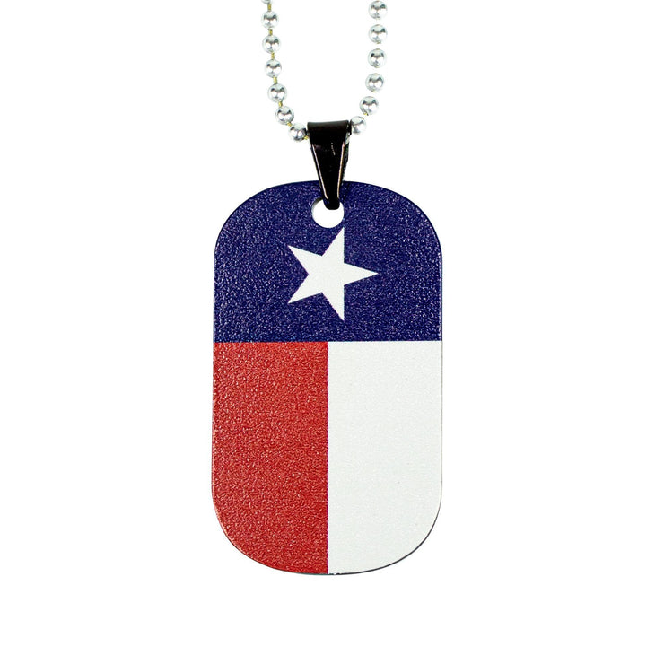 Nexbelt Accessories TEXAS Color Series Texas Dog Tag