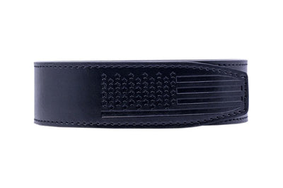 Nexbelt Belt Straps EDC USA Debossed Black Strap