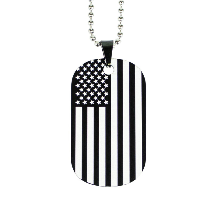 Nexbelt Accessories USA Black Series USA Dog Tag