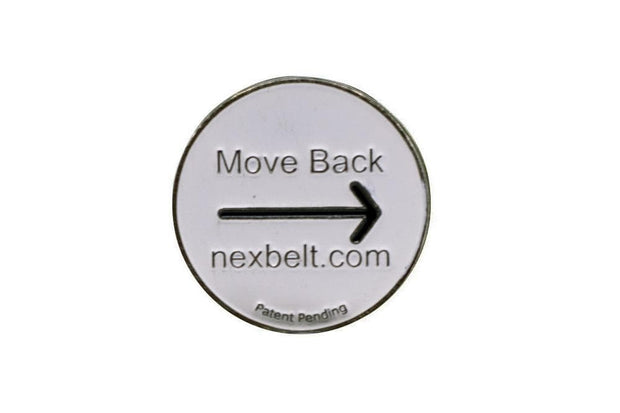 Nexbelt Accessories White Nexbelt Ball Marker