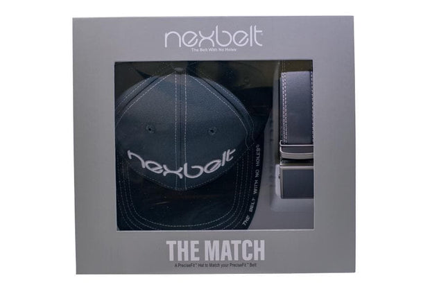 Nexbelt Accessories Grey Match Package: Storm Grey Go-In!