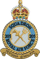 No. 205 Squadron Royal Air Force