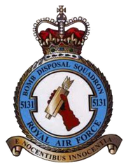 No. 5131 Bomb Disposal Squadron RAF