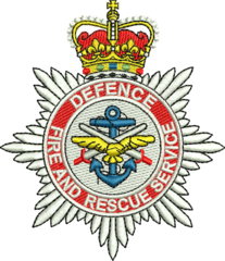 MOD Defence Fire And Rescue Service
