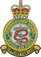 RAF no.1 Expeditionary Logistics Squadron