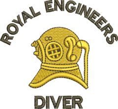 Royal Engineers Diver