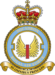 No. 1 (Fighter) Squadron RAF