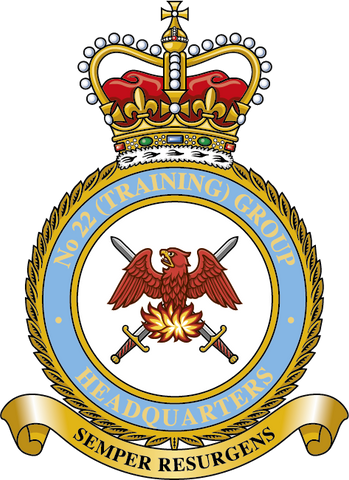 No. 22 Training Group RAF