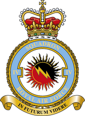 No. 4 Squadron RAF (Reserves)