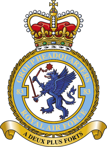No. 83 Expeditionary Air Group RAF