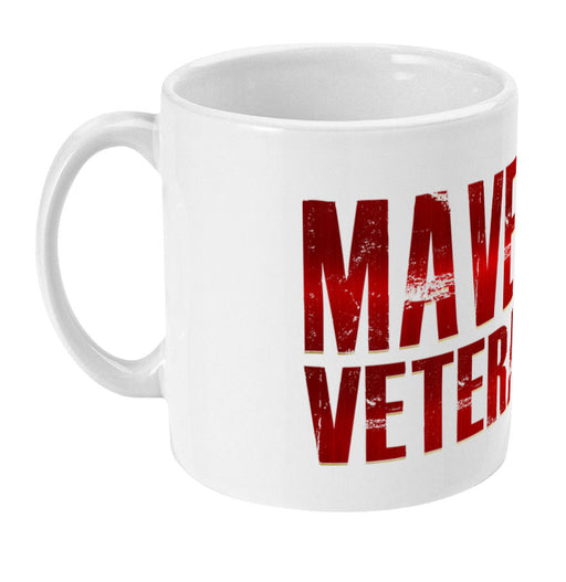 MAVERICK VETERAN British Ops Ceramic Mug
