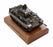 German Panther Tank Bronze Statue