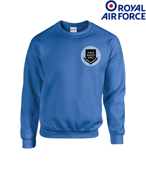 Royal Air Force UNITS Heavy Blend Sweatshirt