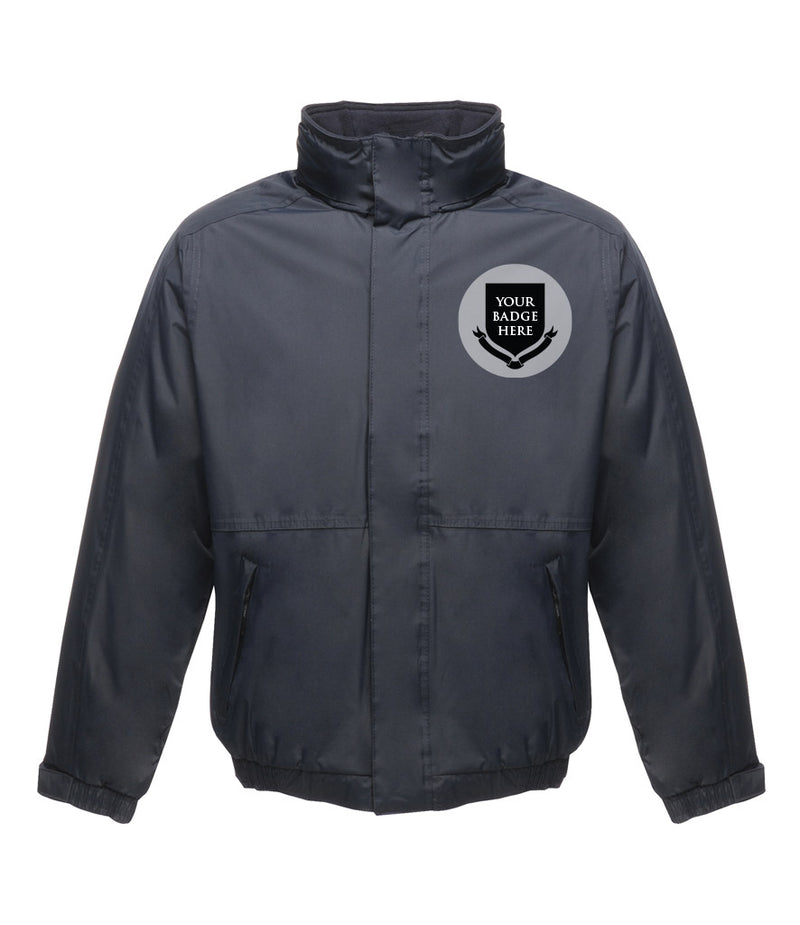 RAF UNITS Embroidered Regatta Waterproof Insulated Jacket