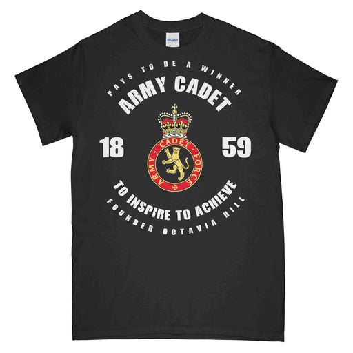 Army Cadet Force Printed Unisex Printed T-Shirt