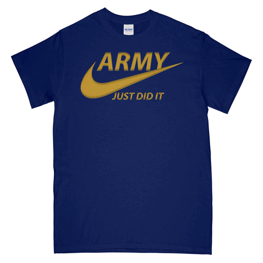 ARMY Just Did It Printed T-Shirt