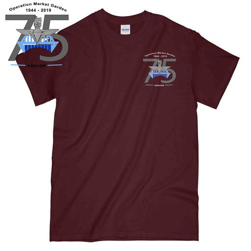 Arnhem 75 Embroidered T-Shirt