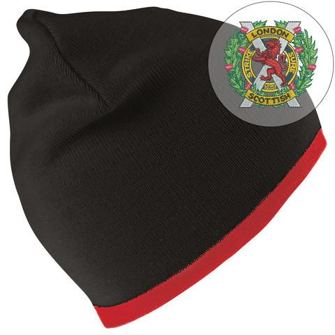 Beanie Hat - London Scottish Regiment Beanie Hat