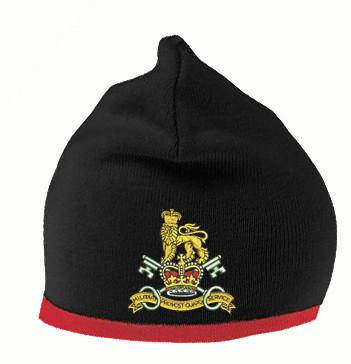 Beanie Hat - Military Provost Guard Service Embroidered Beanie