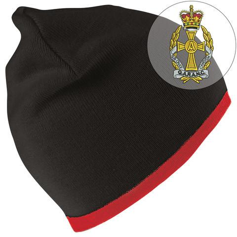 Beanie Hat - Queen Alexandra's Royal Army Nursing Corps Beanie Hat