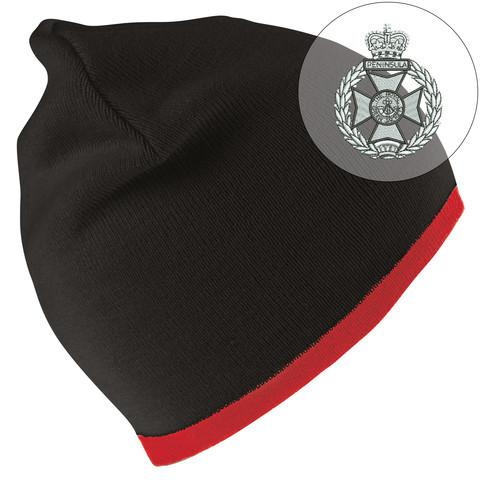 Beanie Hat - Royal Green Jackets Beanie Hat