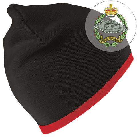 Beanie Hat - Royal Tank Regiment Beanie Hat