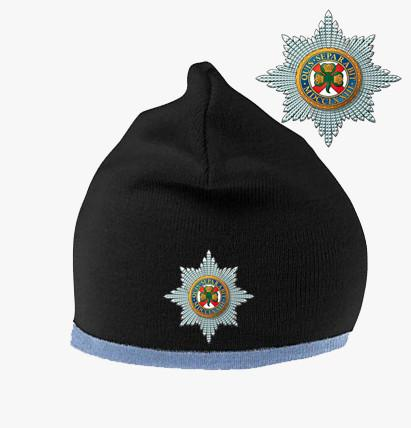 Beanie Hat - The Irish Guards Beanie Hat
