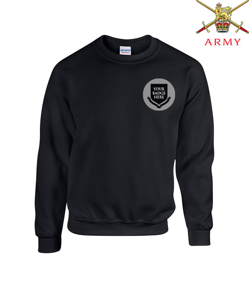 British Army UNITS Heavy Blend Sweatshirt