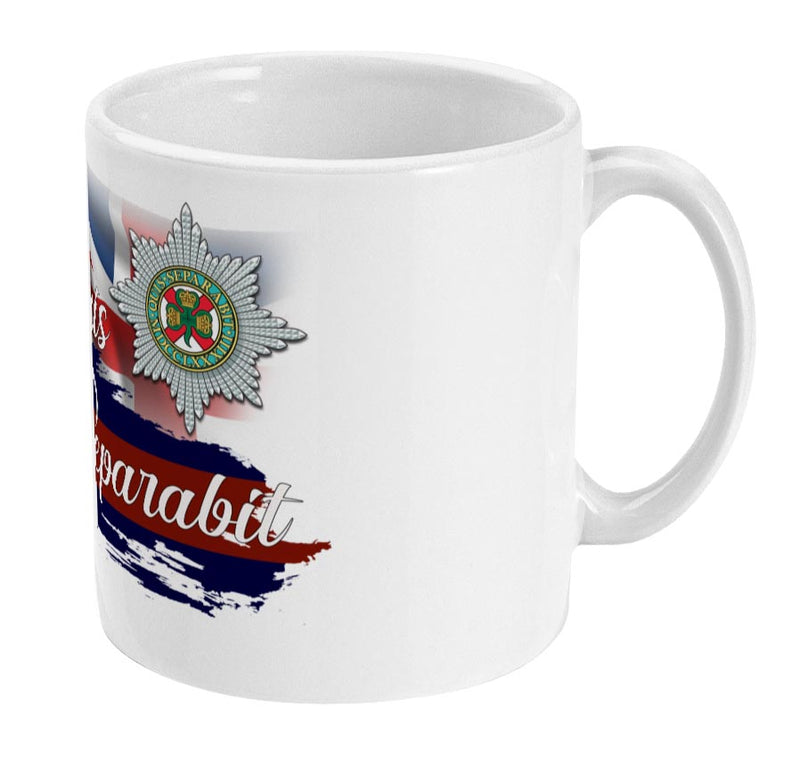 Irish Guards QS Ceramic Mug
