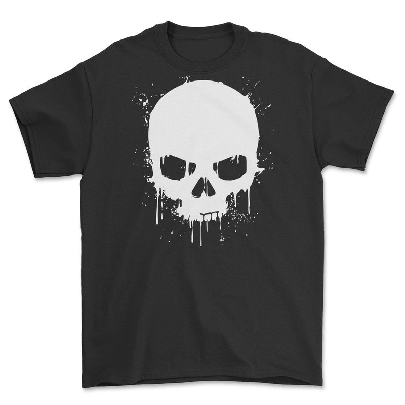 JACK SKULL ANGEL Printed T-Shirt