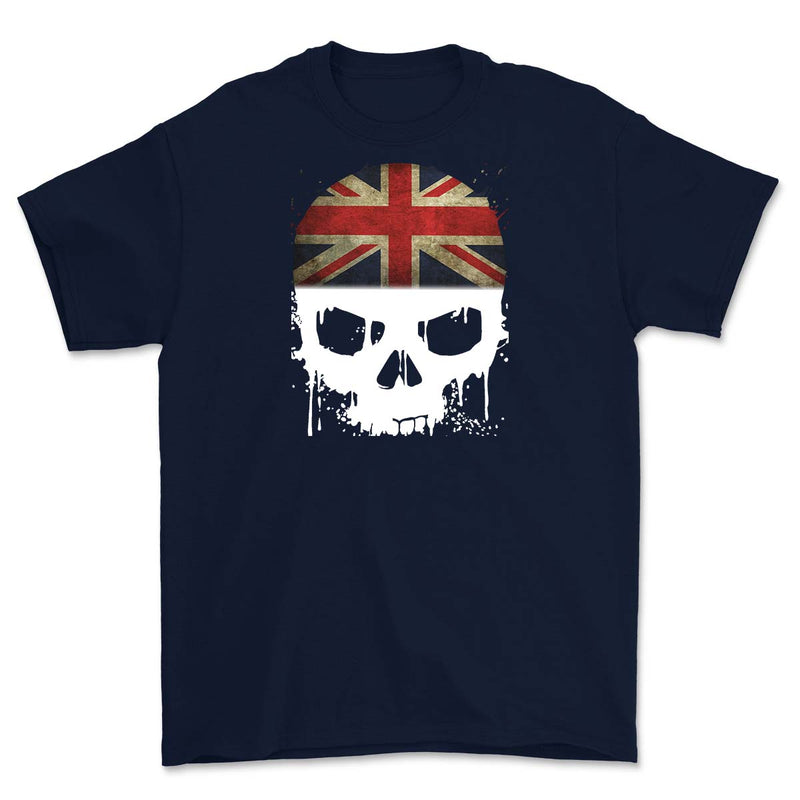 JACK SKULL GUARDIAN Printed T-Shirt