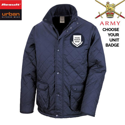 Jacket - British Army UNITS Urban Cheltenham Jacket