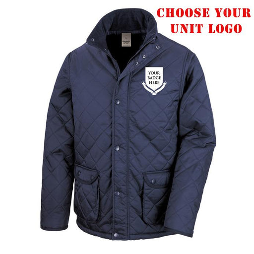 Jacket (Lightweight) - Royal Navy Units Urban Cheltenham Jacket